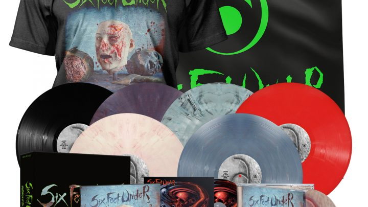 Six Feet Under – Nightmares Of The Decomposed – Review