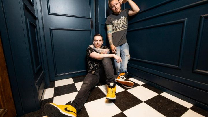 SMITH & MYERS ANNOUNCE 2nd NEW ALBUM SMITH & MYERS VOL 2 – Out 23rd October  REVEAL TWO NEW SONGS & VIDEO