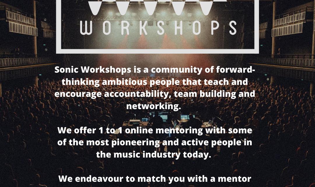 Sonic Workshops – Music Education Evolved