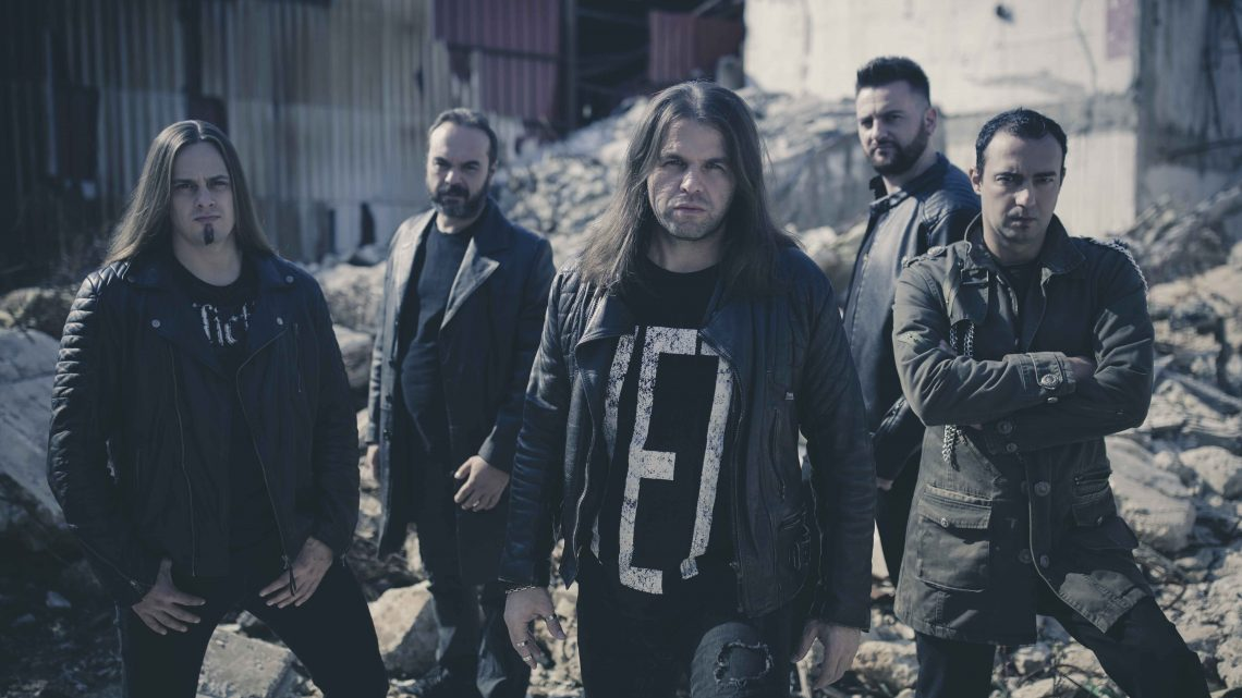 "Rockshots Records: Greek Power Prog BLACK FATE Releases Second Single ""Nemesis"" Off Upcoming Album"