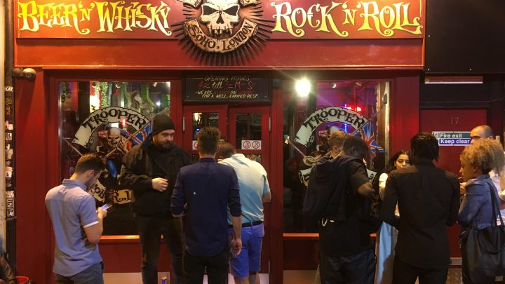 The Crobar – Famous London Rock Bar Launches Crowdfunder