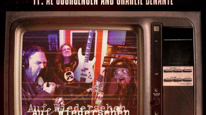 DAVID ELLEFSON Releases Video for Single 'Auf Wiedersehen' ft Ministry's Al Jourgensen & Anthax's Charlie Benante