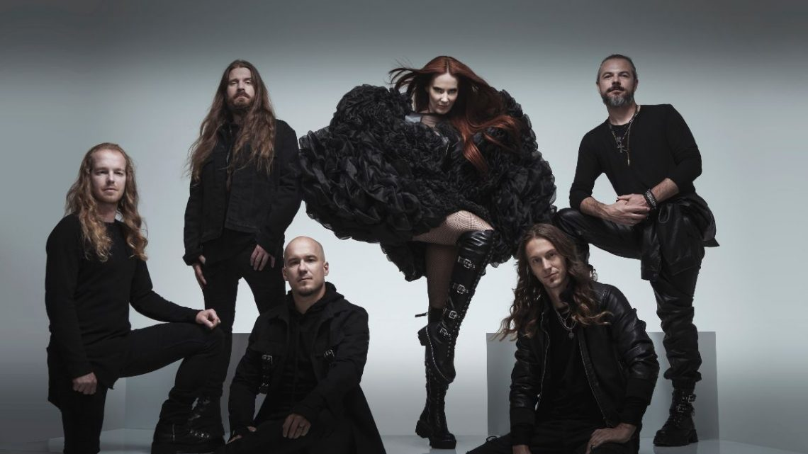 "EPICA – Kick Off Pre-order For New Album ""Omega"" + Release Video For First Single 'Abyss Of Time'!"
