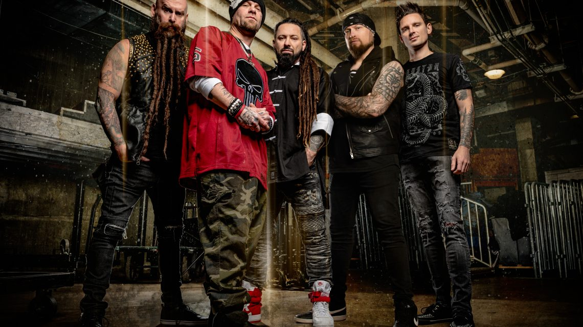 Five Finger Death Punch – Officially Confirms Line Up Change