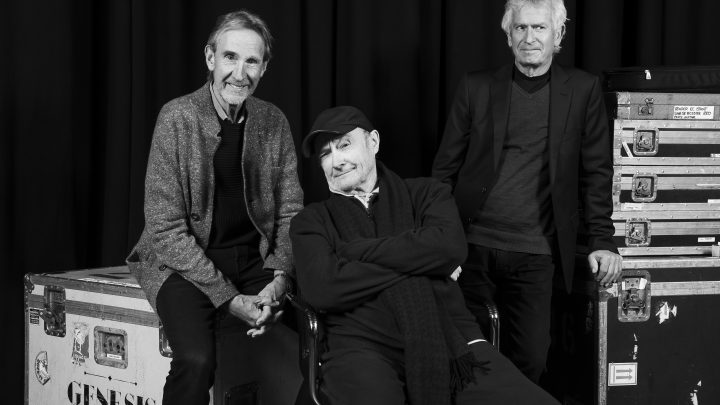 Genesis Reunite and Start Rehearsals