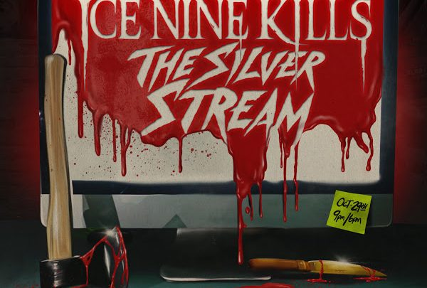 """ICE NINE KILLS Reveal Trailer and Celeb Host For Upcoming Streaming Event """"The Silver Stream"""""""