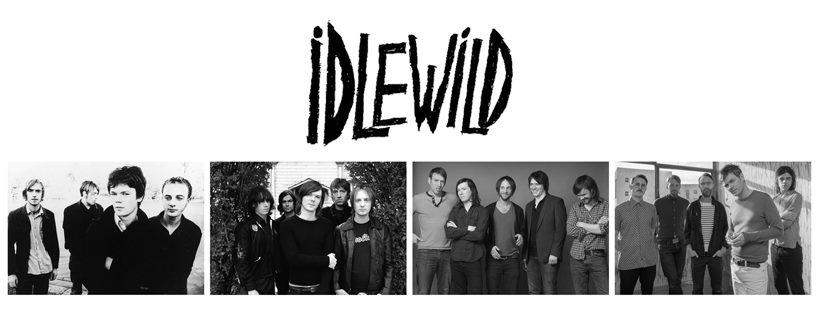 Idlewild 'Captain' – released on vinyl for the first time