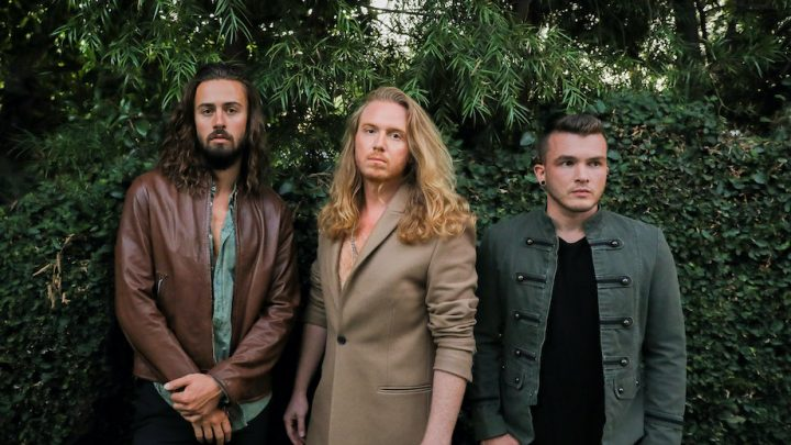 LEVARA Reveal Debut Video For 'Heaven Knows'