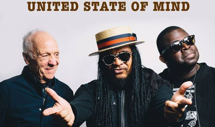 Robin Trower, Maxi Priest and Livingstone Brown Release Their Joint Album 'United State of Mind'