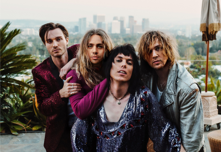 The Struts release their dazzling new record 'Strange Days'