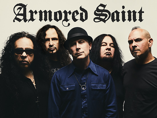Armored Saint – Punching The Sky – Review