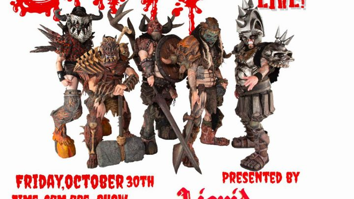 "GWAR – ""Scumdogs Of The Universe – 30th Anniversary"" Live Stream 30th October 2020 Review"