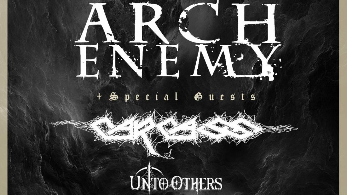 BEHEMOTH and ARCH ENEMY announce The European Siege