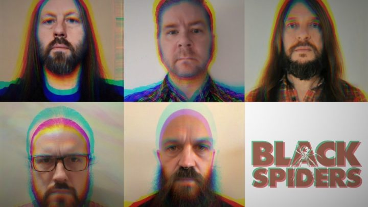 The true Sons of the North are back! Black Spiders return with their first new music in over six years