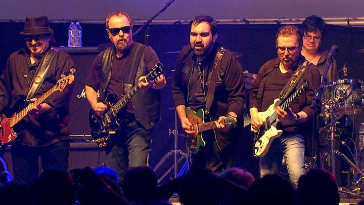 BLUE ÖYSTER CULT : 'Live At Rock Of Ages Festival 2016' / 'A Long Day's Night' – two live archive albums by hard rock legends out 04.12.20 (Frontiers)