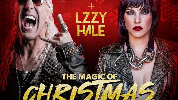 """Dee Snider & Lzzy Hale:  """"The Magic Of Christmas Day""""; Official Lyric Video!"""