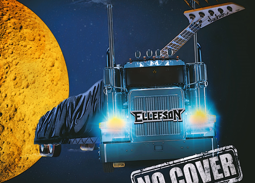 """ELLEFSON, FEATURING MEGADETH BASSIST/CO-FOUNDER DAVID ELLEFSON, RELEASE NEW SINGLE """"RIFF RAFF"""" TODAY! POWERFUL NEW INTERPRETATION OF AC/DC'S CLASSIC TRACK FEATURING JASON McMASTER, DAVE LOMBARDO & RON """"BUMBLEFOOT"""" THAL!"""