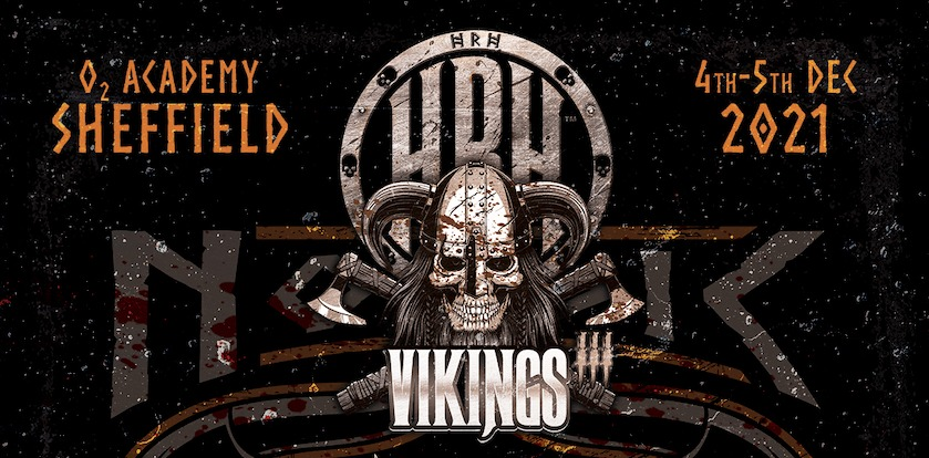 HRH Vikings III Festival Rescheduled to December 2021 With Revised Lineup