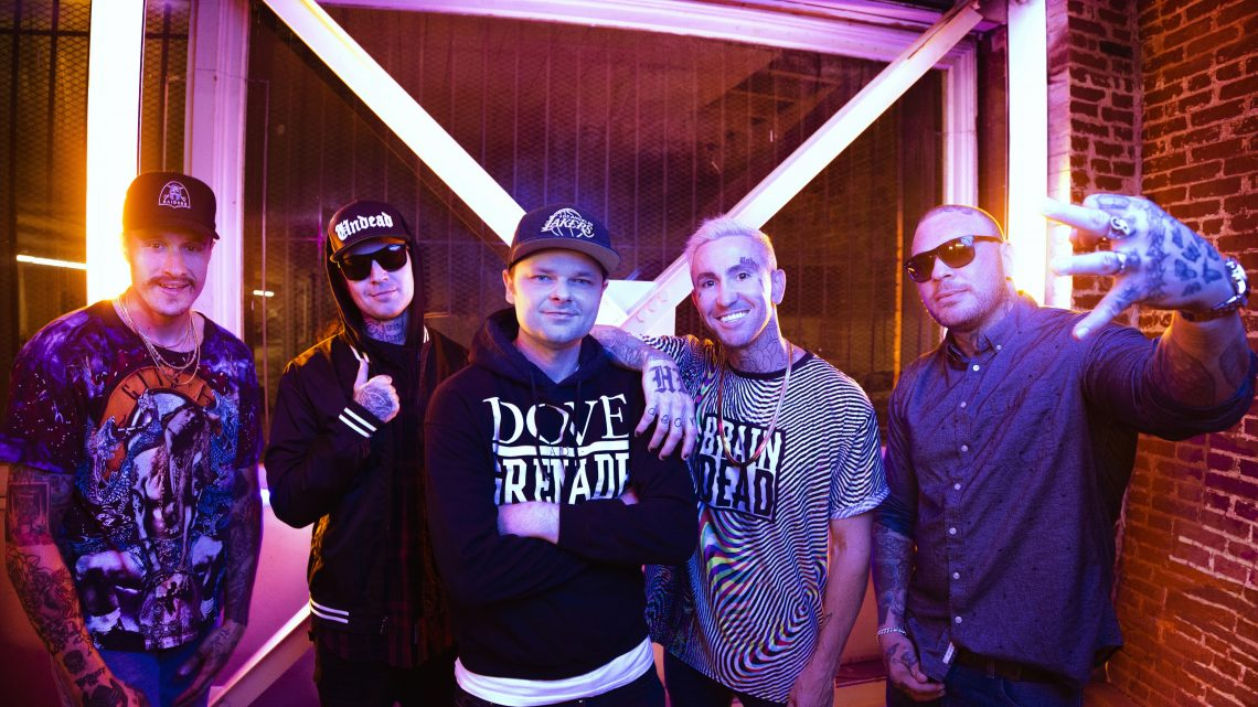 """HOLLYWOOD UNDEAD Release New Album """"New Empire Vol. 2″"""