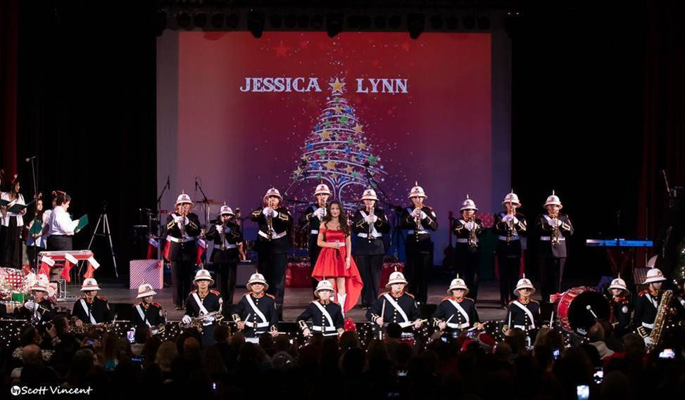 Jessica Lynn Releases the Video For Her Haunting Christmas Single 'It's Just Not Christmas'