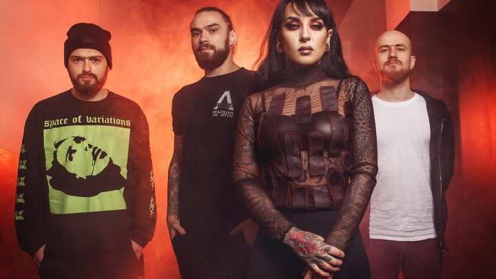 Jinjer enter studio and announce EU tour with Humanity's Last Breath