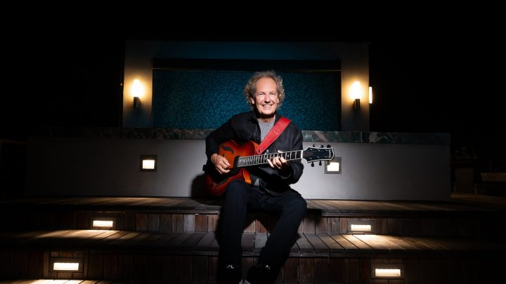 Lee Ritenour Reveals New Song 'Abbot Kinney'