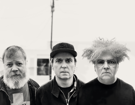 New Melvins 1983 album, Working With God, and a pair of ltd edition vinyl reissues, arriving Feb 26th via Ipecac