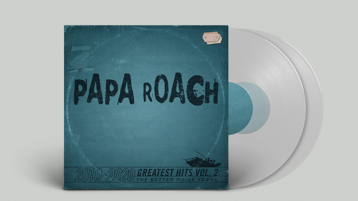 """Papa Roach – Announce """"Greatest Hits Vol. 2 – The Better Noise Years"""" Out On 19th March 2021"""