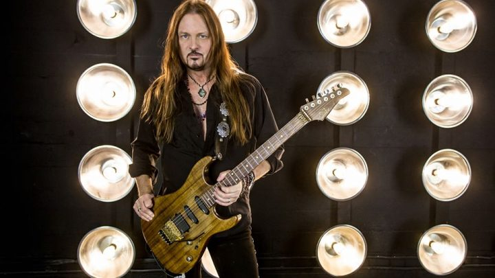 Winger and Whitesnake Guitarist Reb Beach Interview