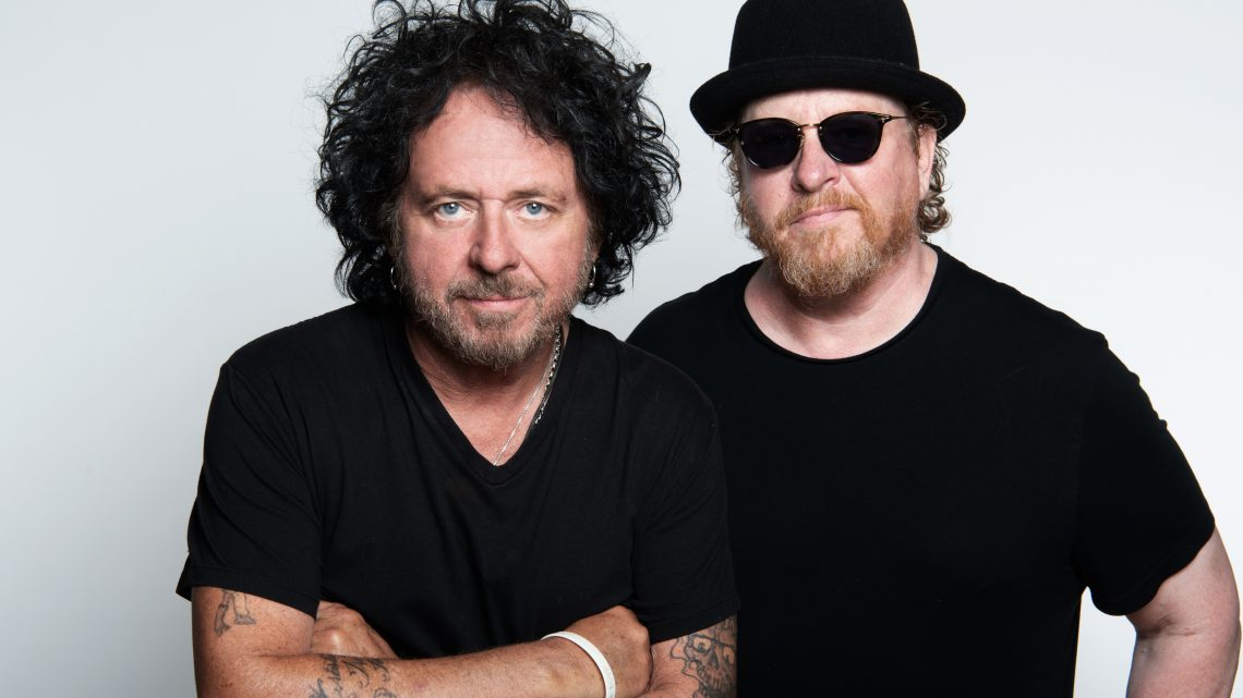 Steve Lukather and Joseph Williams Announce Solo Albums To Be Released On The Same Day