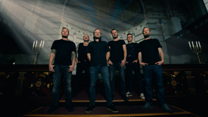 """AATR Premier – WITHERING SURFACE – """"I'll Soon Be Gone"""" official video"""