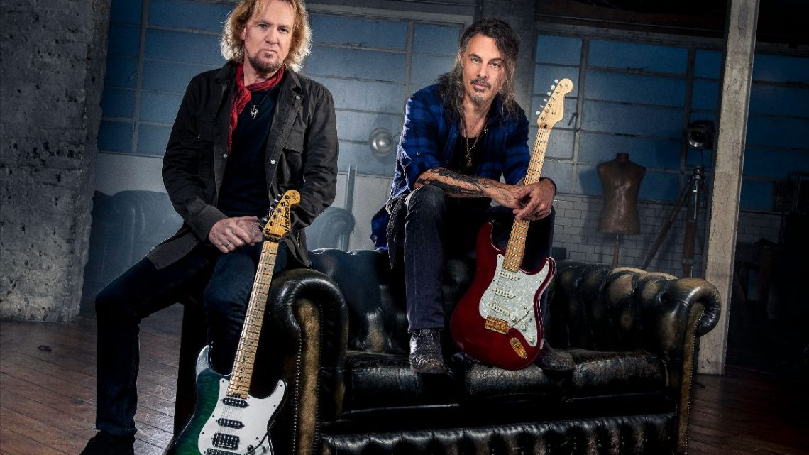 SMITH / KOTZEN ANNOUNCE SECOND SINGLE 'SCARS' FROM THE UPCOMING DEBUT ALBUM OUT MARCH 26TH