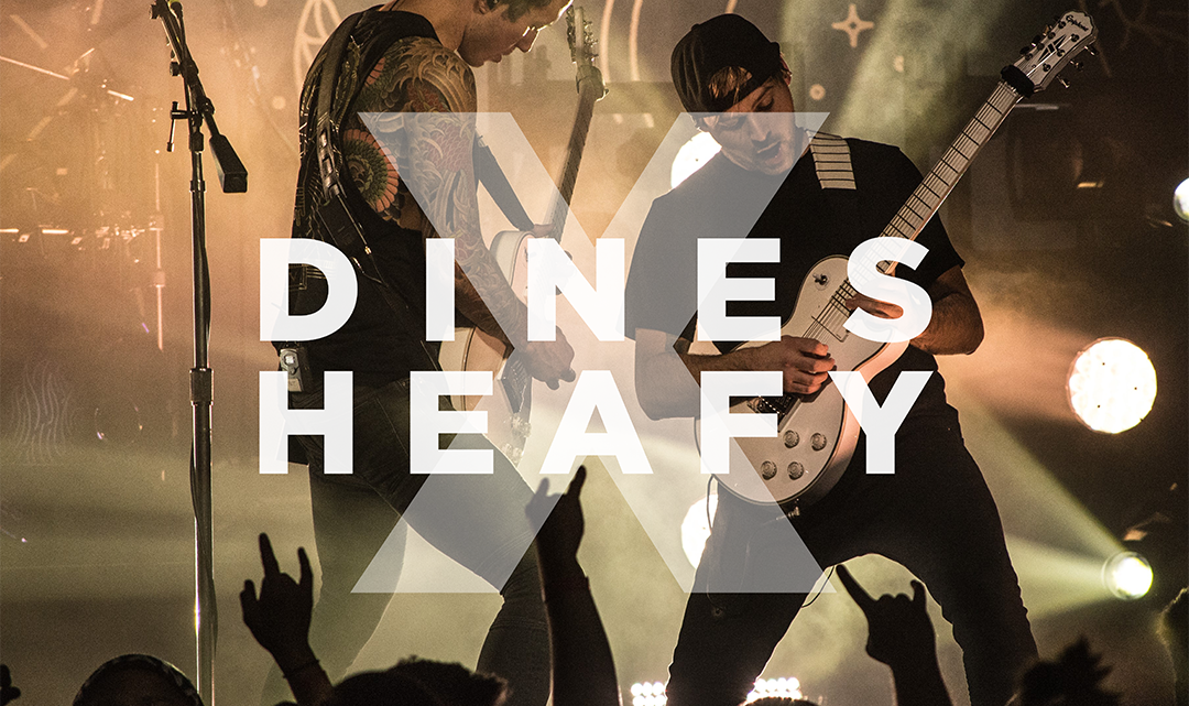 Trivium's MATT HEAFY teams up with JARED DINES for DINES X HEAFY EP, out now