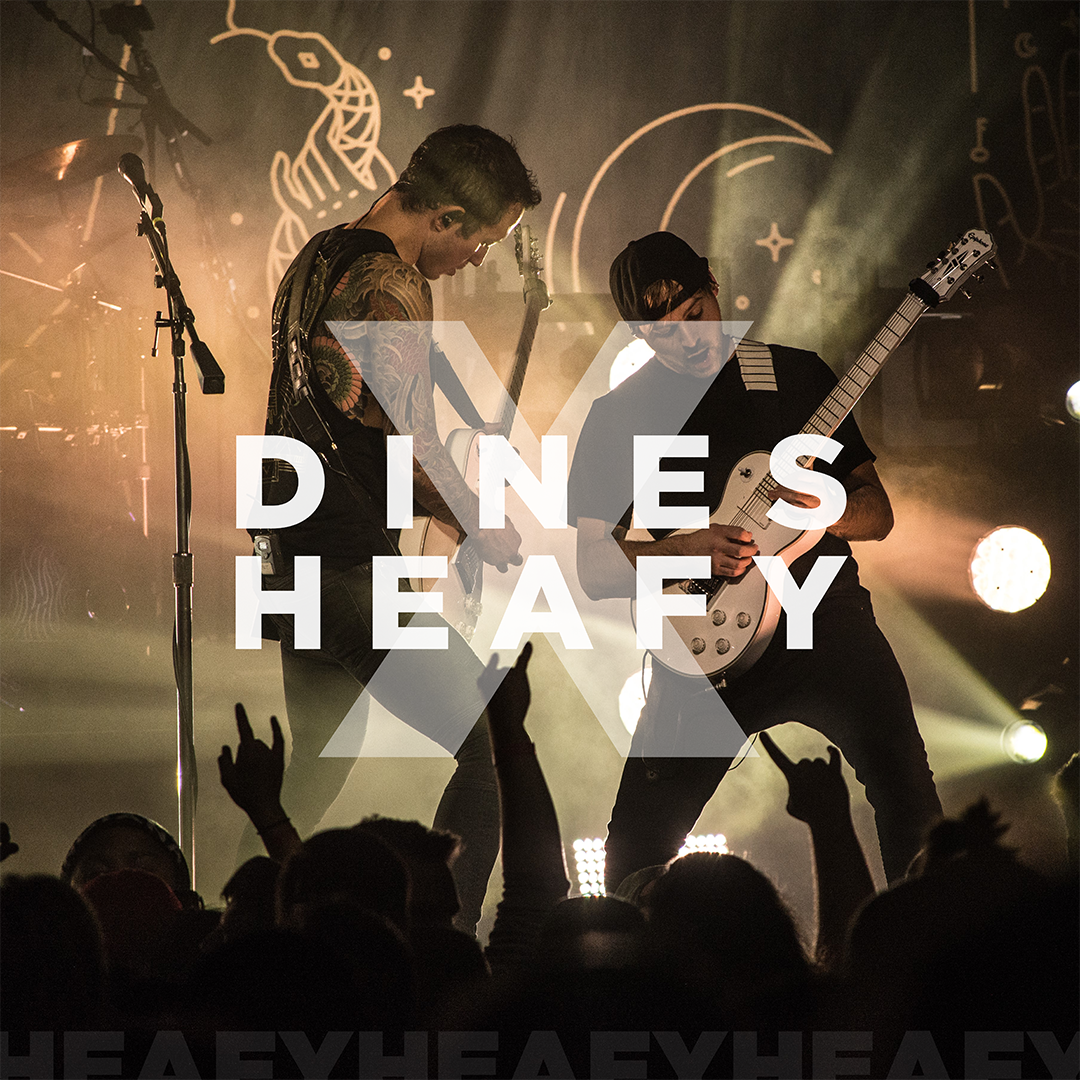 Trivium's MATT HEAFY teams up with JARED DINES for DINES X HEAFY EP, out  now | All About The Rock