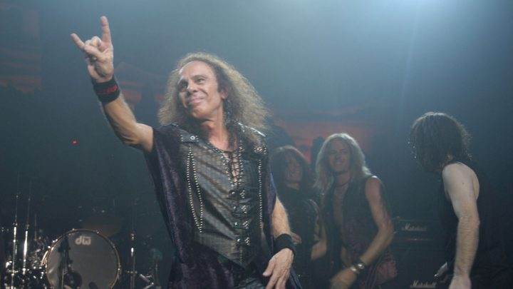 Dio announces 'The Live Album Reissue Series'