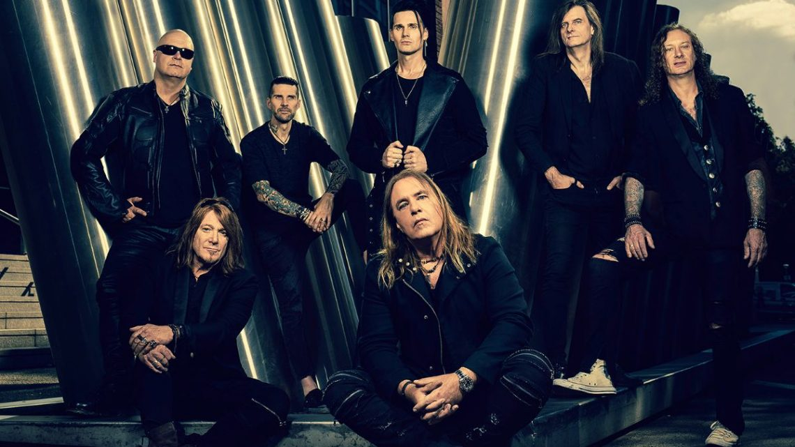 HELLOWEEN – kick off pre-order for new single 'Skyfall'!