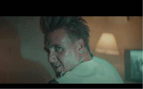 "Papa Roach – Watch Jacoby Shaddix Behind The Scenes From ""The Retaliators"" Movie Set"