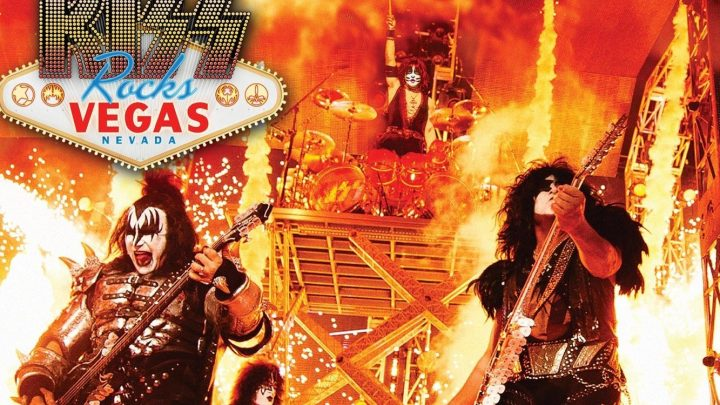 Kiss – Rocks Vegas – Double Colored Album and DVD Review