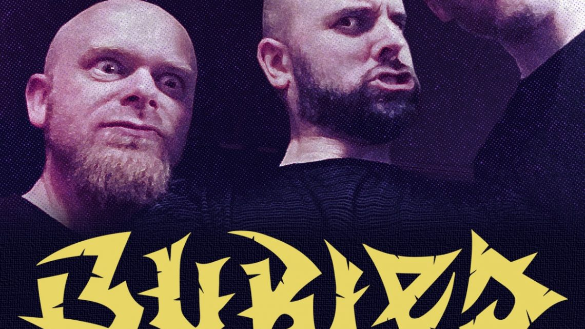 Dutch Death Metal Crew BURIED to Release 'Oculus Rot' February 14 on Brutal Mind