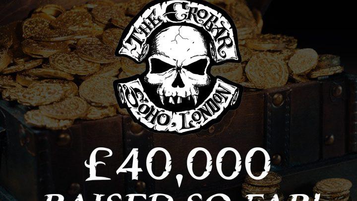 Crobar – Documentary To Save Soho Announced & Crowdfunder Halfway Point Hit