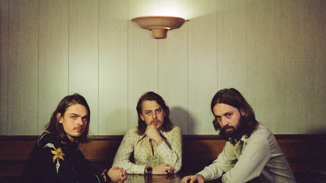 Dutch trio DeWolff return with their brand new studio album Wolffpack