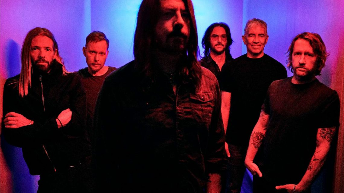 Happy Foo Year! Foo Fighters reveal new track 'No Son Of Mine'…
