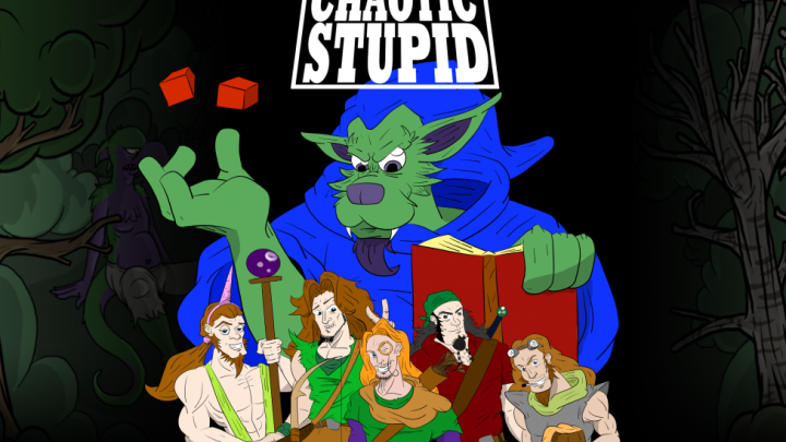 Footprints in the Custard live stream Dungeons & Dragons!
