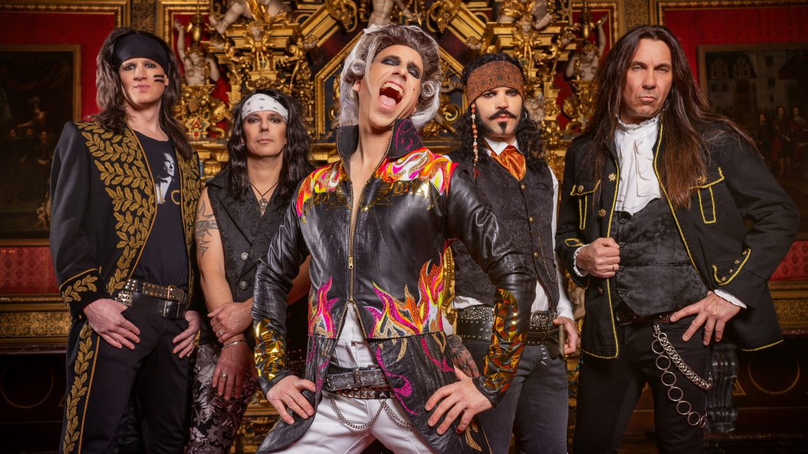 John Diva and The Rockets Of Love – American Amadeus – Review
