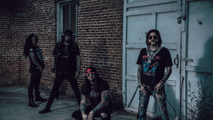 Guitarist Heber Pampillon of Kickin Valentina Interview