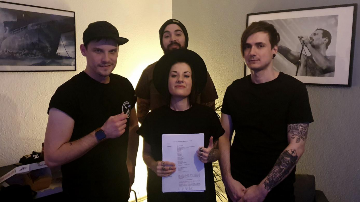 Melodic Hardcore Upstarts SETYØURSAILS Sign Worldwide Record Deal with Napalm Records
