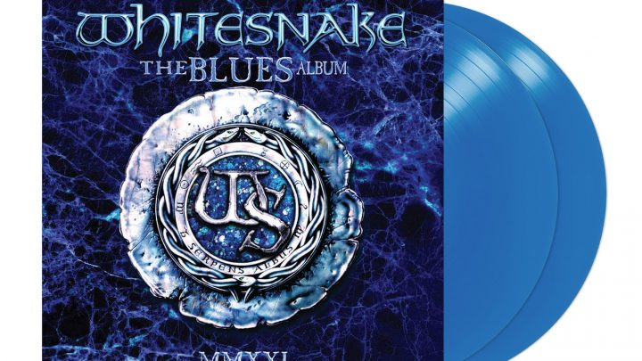 WHITESNAKE'S THE BLUES ALBUM     14-Song Collection Completes The Red, White And Blues Trilogy With Remixed And Remastered Versions Of The Band's Best Blues-Rock Tracks