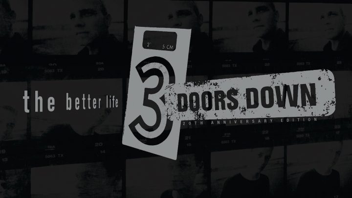 3 DOORS DOWN – 'THE BETTER LIFE 20TH ANNIVERSARY' 3LP BOX SET – REVIEW