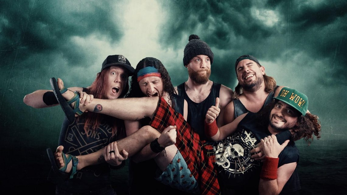 """ALESTORM to Release New Live Album & DVD/BluRay, """"Live in Tilburg"""", on May 28"""