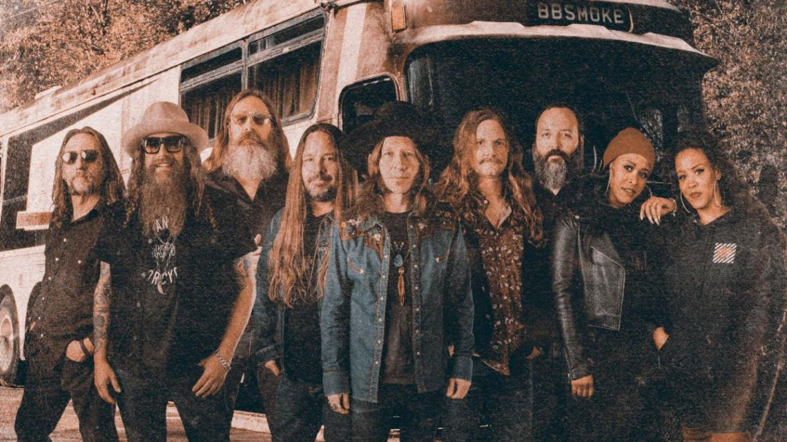 BLACKBERRY SMOKE reveal title track to 7th studio album, You Hear Georgia